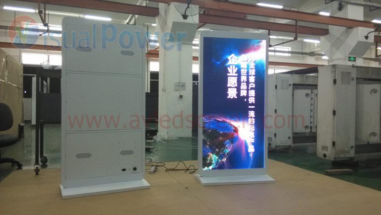 Indoor Totem LED display