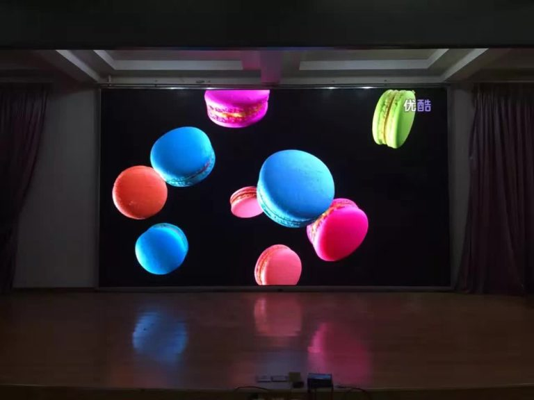 Visualpower another Indoor P3 LED display project